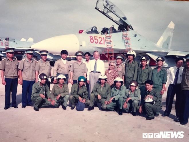 Ngày truyền thống bộ đội phi công: Trò chuyện với Thượng tướng phi công Võ Văn Tuấn - Ảnh 8.