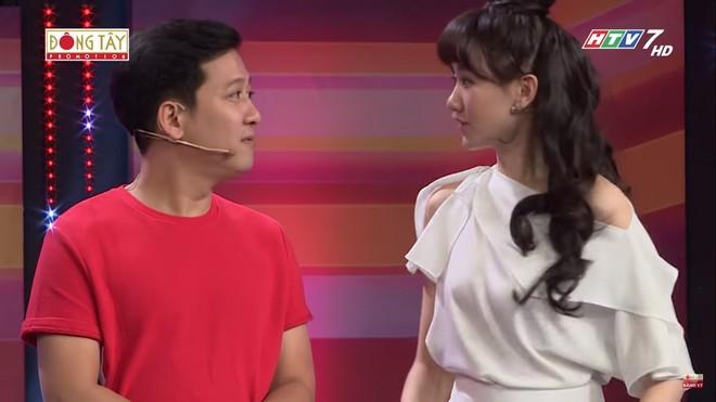 Trường Giang: Hari Won không phải con người - Ảnh 3.