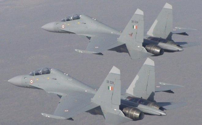 Su-30MKI Ấn Độ gài bẫy, Không quân Pakistan dính cú lừa ngoạn mục!