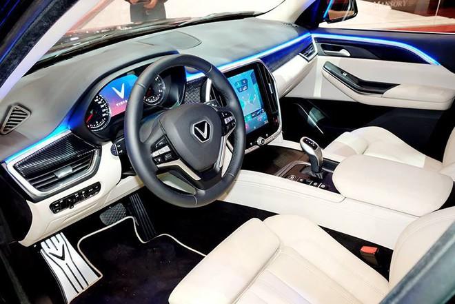 Lộ hình ảnh của mẫu ô tô VinFast sẽ đem đến Geneva Motor Show 2019 - Ảnh 6.