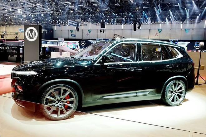 Lộ hình ảnh của mẫu ô tô VinFast sẽ đem đến Geneva Motor Show 2019 - Ảnh 2.