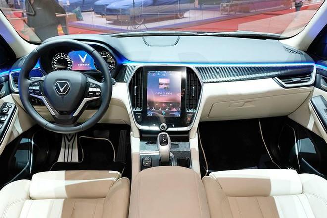 Lộ hình ảnh của mẫu ô tô VinFast sẽ đem đến Geneva Motor Show 2019 - Ảnh 7.