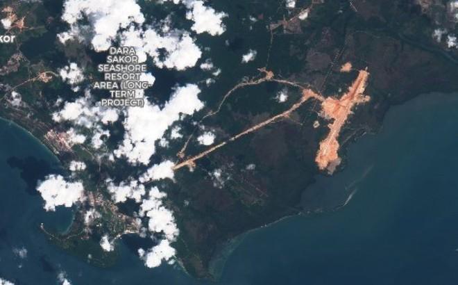 """Xung quanh lô đất """"tốt đến khó tin"""" Campuchia cho TQ thuê 99 năm: Chuyên gia nghi ngờ TQ có ý đồ quân sự mờ ám"""