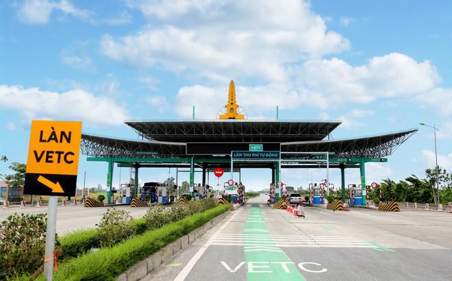 Trạm BOT Mỹ Lộc thu phí trở lại từ ngày 20/3, mức phí giảm 50%