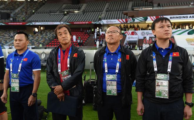 HLV Park Hang-seo chính thức dẫn dắt U22 Việt Nam tại SEA Games 30