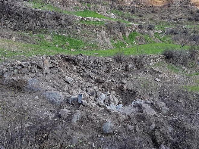 Bom điều khiển Israel của Ấn Độ bị sai lệch nghiêm trọng - Hoàn toàn trượt mục tiêu - Ảnh 3.