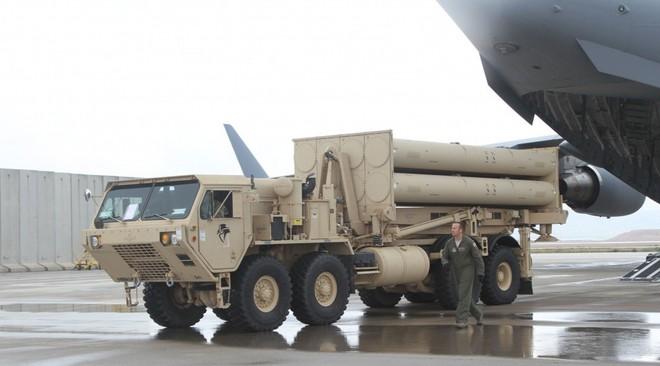 Ô bảo kê THAAD Mỹ bất ngờ tới Israel: Tuyên chiến với Iran - Syria sắp rực lửa? - Ảnh 2.