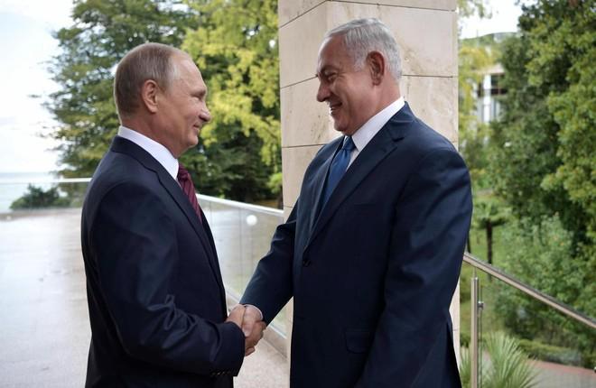 Mỹ hợp lực tung đòn THAAD ở Israel, Nga gây sốc khi rút lại lời hứa giao S-300 cho Syria? - Ảnh 1.