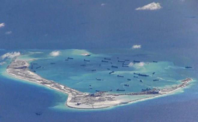 Philippines lo ngại bị kéo vào cuộc đấu Mỹ-Trung ở Biển Đông