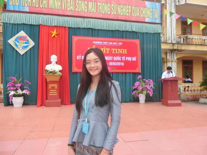 Info cô giáo thực tập người Lào được học trò rần rần share nhau - Ảnh 6.