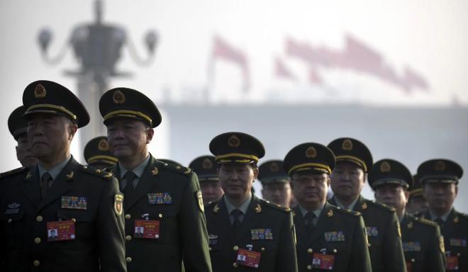Trung Quốc giảm mục tiêu tăng trưởng xuống mức thấp kỷ lục trong vòng 30 năm - Ảnh 2.