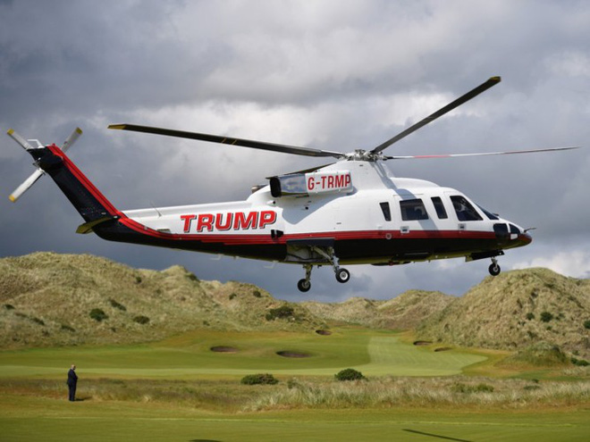 """Tiết lộ khối tài sản """"khủng"""" và cách chi tiêu của Tổng thống Trump - Ảnh 11."""