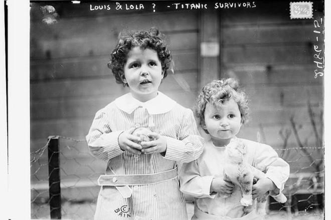 Những bức ảnh chưa từng công bố về vụ chìm tàu Titanic thảm khốc - Ảnh 11.