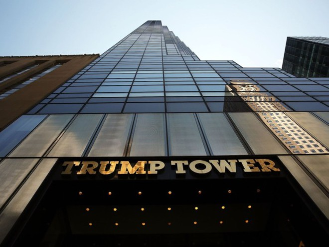 """Tiết lộ khối tài sản """"khủng"""" và cách chi tiêu của Tổng thống Trump - Ảnh 5."""