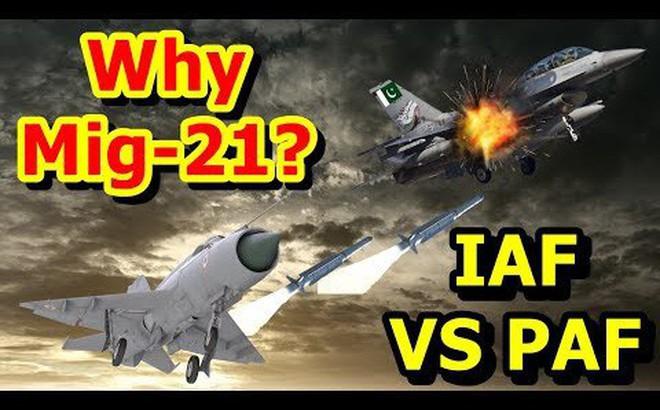 Ấn Độ lộ sơ hở vụ bắn hạ F-16, không kích Pakistan: Loạt phóng viên quốc tế tung bằng chứng