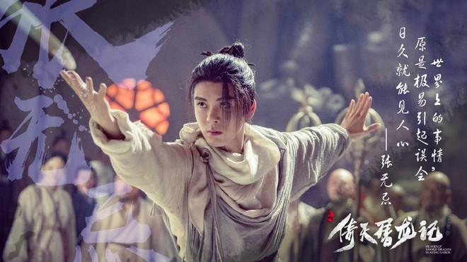 Dàn cast Tân Ỷ Thiên Đồ Long Ký 2019: Người vướng tin đồn thẩm mỹ, kẻ lộ ảnh qua đêm cùng gà cưng Triệu Lệ Dĩnh - Ảnh 2.