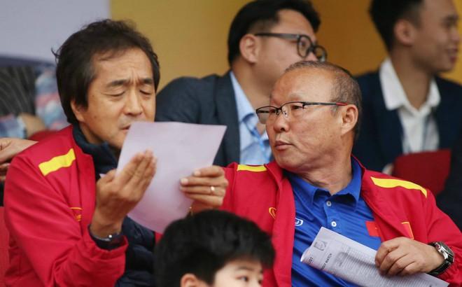 HLV Park Hang Seo được và mất gì khi dẫn dắt U23 Việt Nam đá SEA Games 30?