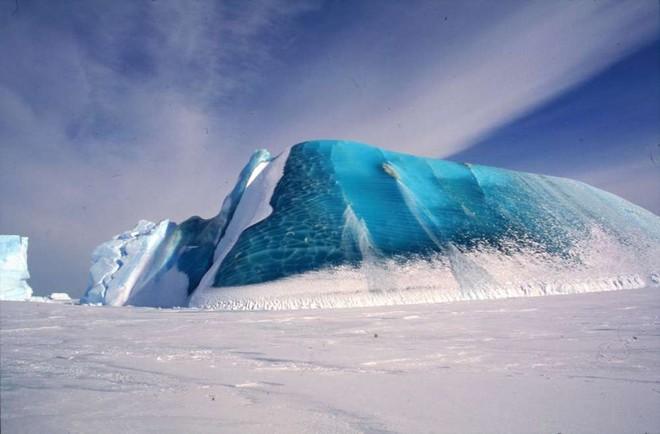 Bí ẩn tảng băng màu xanh ngọc nổi tiếng tại Nam Cực sắp có lời giải - Ảnh 4.