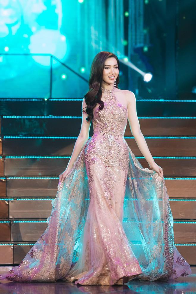 Đại diện Việt Nam - Đỗ Nhật Hà dừng chân tại Top 6 trong đêm Chung kết Hoa hậu Chuyển giới Quốc tế 2019 - Ảnh 6.