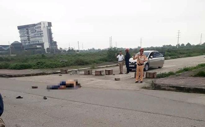 Danh tính nam thanh niên đâm bạn gái trên đường rồi tự sát ở Ninh Bình