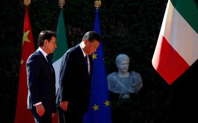 Địa chính trị châu Âu lung lay: Mỹ bị đồng minh thân thiết quay lưng, TQ mở rộng chân rết