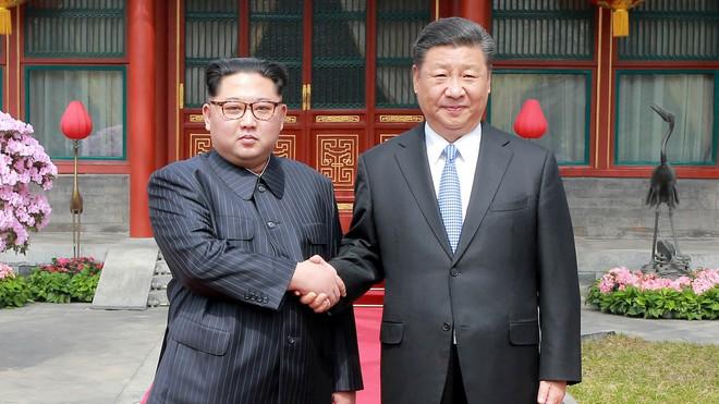 Sự ràng buộc không ngờ giữa vũ khí hạt nhân Triều Tiên với chiến tranh thương mại Mỹ-Trung - Ảnh 1.