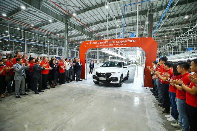 Bắt tay với An Phát sản xuất linh kiện nhựa ô tô, VinFast đã chi bao nhiêu tiền? - Ảnh 1.