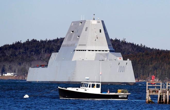 Tương lai Hải quân Mỹ: Tàu sân bay đắp chiếu, vũ khí không tương thích với khu trục hạm - Ảnh 7.