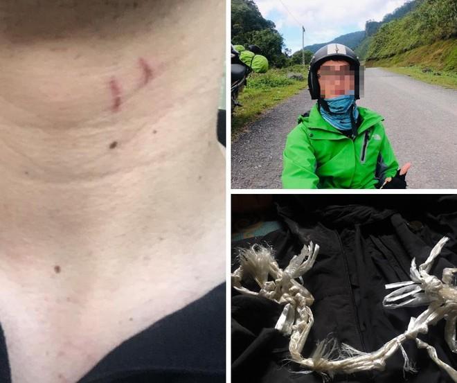 Thanh niên kể bị tra tấn dã man, thả cho kiến cắn khi phượt rừng Tam Đảo cùng nhóm bạn gái - Ảnh 2.