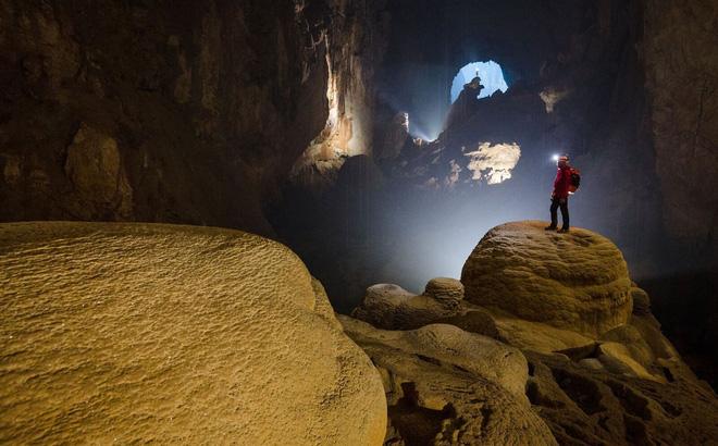 Khám phá vẻ đẹp kỳ ảo bên trong hang Sơn Đoòng