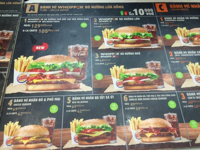 Burger King Hà Nội kinh doanh thế nào trong tâm bão tẩy chay trên mạng xã hội? - Ảnh 8.