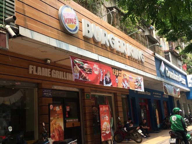 Burger King Hà Nội kinh doanh thế nào trong tâm bão tẩy chay trên mạng xã hội? - Ảnh 1.