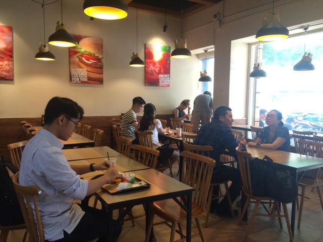 Burger King Hà Nội kinh doanh thế nào trong tâm bão tẩy chay trên mạng xã hội? - Ảnh 5.