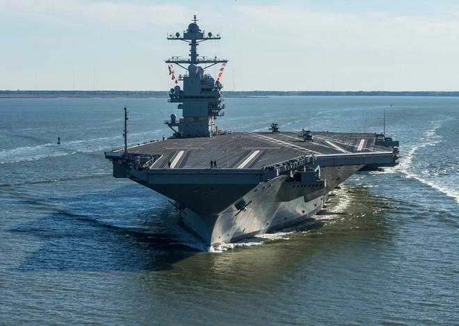 Tương lai Hải quân Mỹ: Tàu sân bay đắp chiếu, vũ khí không tương thích với khu trục hạm - Ảnh 6.