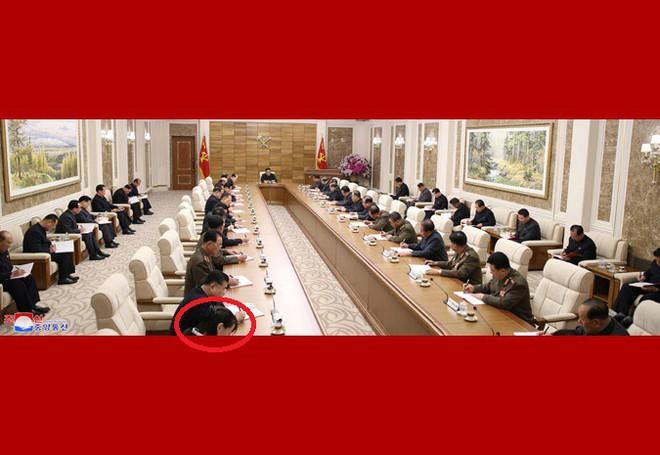 Triều Tiên trước giờ G: Loạt nhân vật quyền lực tề tựu đông đủ trong cuộc họp quan trọng - Ảnh 1.