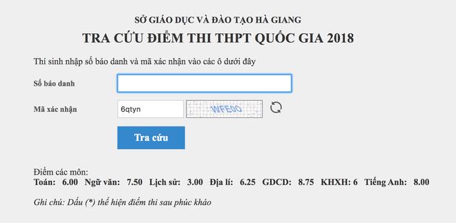 Nhiều thí sinh được nâng điểm ở Hà Giang là con cháu lãnh đạo? - Ảnh 3.