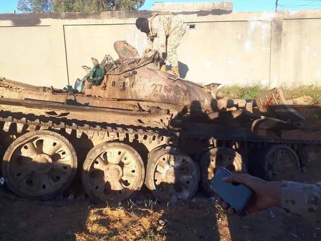 Chiến sự Libya đảo chiều nhanh chóng - Đầu não nhiều đơn vị GNA bị đánh tan hoang, tình hình nguy ngập - Ảnh 14.