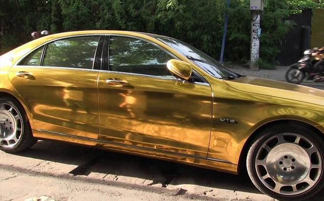 Bộ sưu tập xe hơi tiền tỉ của Phúc XO