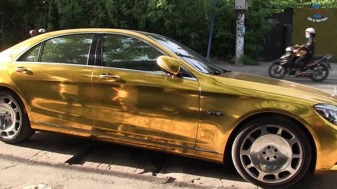 Bộ sưu tập xe hơi tiền tỉ của Phúc XO - Ảnh 11.