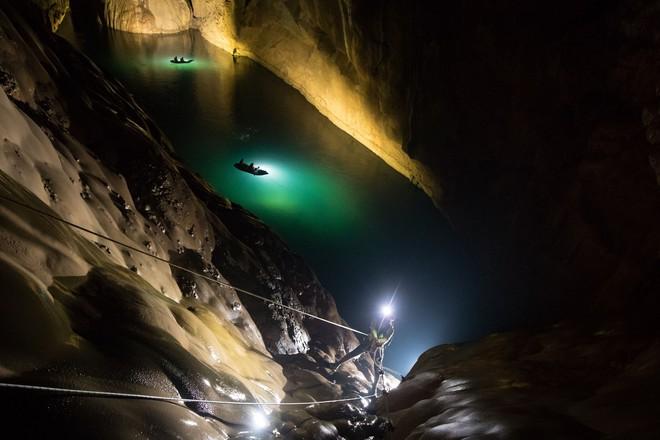 Khám phá vẻ đẹp kỳ ảo bên trong hang Sơn Đoòng - Ảnh 11.