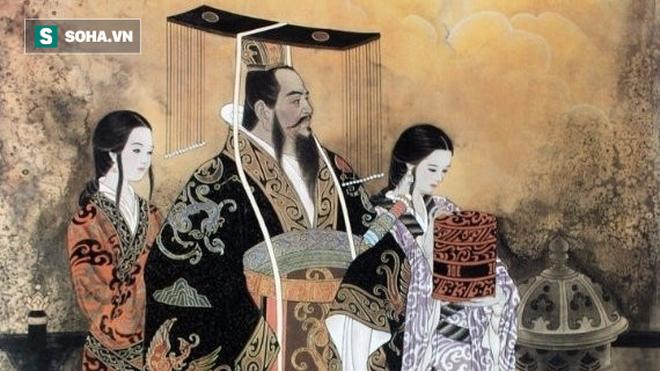 Ép con gái lấy kẻ đáng tuổi ông, Tần vương sốc khi thấy con sau đêm động phòng - Ảnh 1.