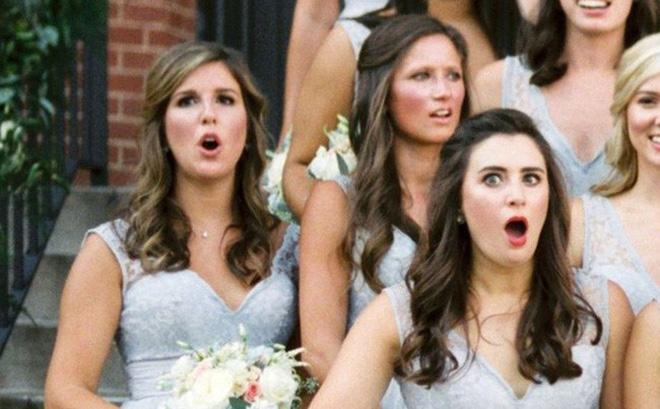 Phù dâu bất ngờ thông báo có bầu trước đám cưới, cô dâu nói một câu tỉnh bơ khiến cộng đồng mạng phẫn nộ mắng 'ích kỷ và tàn nhẫn'