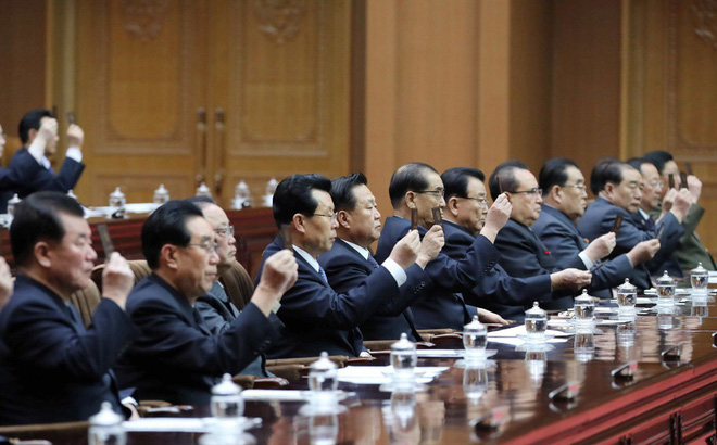 Triều Tiên thay thế Thủ tướng, Chủ tịch UB thường vụ HDNDTC, thành viên đoàn đàm phán với Mỹ đồng loạt được bổ nhiệm