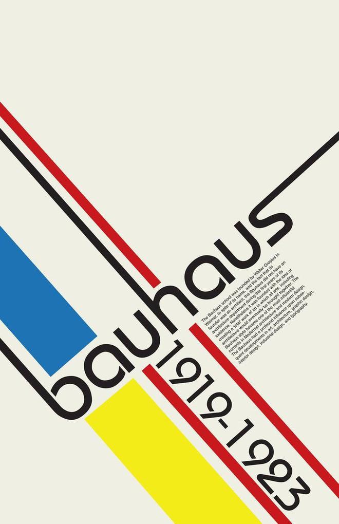 Nét tinh tế của Bauhaus: Phong cách mỹ thuật thế kỷ 20 mê đắm vị nhạc trưởng Steve Jobs - Ảnh 4.
