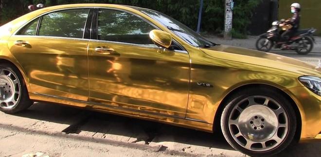 Phúc XO chi gần 1 triệu đồng/ngày thuê xe ô tô màu vàng để di chuyển - Ảnh 3.