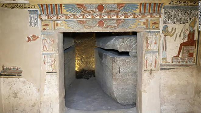 Bí ẩn hàng chục xác ướp chuột trong ngôi mộ cổ ở Ai Cập - Ảnh 1.