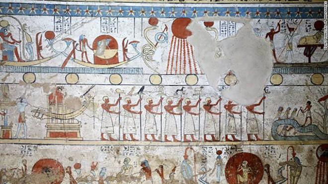 Bí ẩn hàng chục xác ướp chuột trong ngôi mộ cổ ở Ai Cập - Ảnh 6.