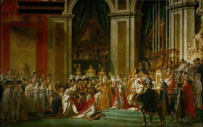Bạn đã biết gì về 15 kiệt tác nghệ thuật ở Bảo tàng Louvre, Pháp chưa? - Ảnh 10.