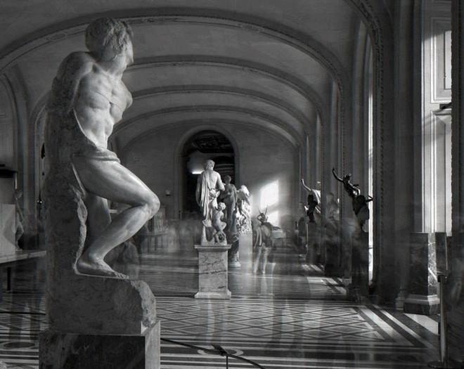 Bạn đã biết gì về 15 kiệt tác nghệ thuật ở Bảo tàng Louvre, Pháp chưa? - Ảnh 11.