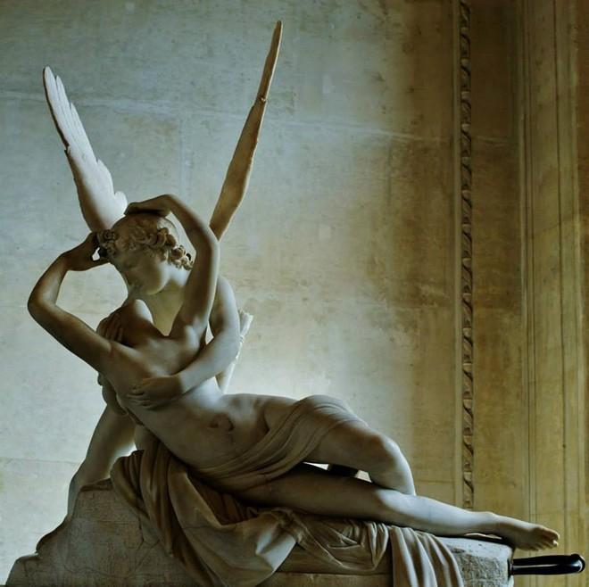 Bạn đã biết gì về 15 kiệt tác nghệ thuật ở Bảo tàng Louvre, Pháp chưa? - Ảnh 3.